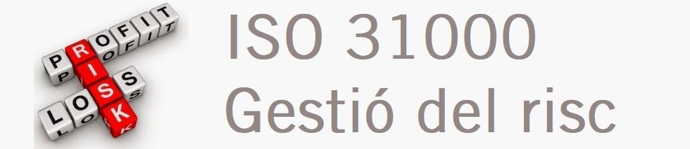 ISO 31000 gestió del risc