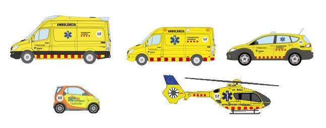 UNE 179002 Transport Sanitari