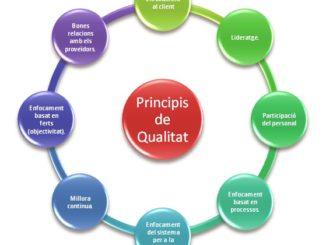 Principis de gestió de la qualitat