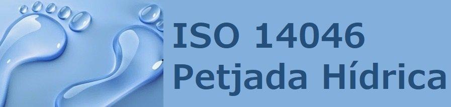ISO 14046 Petjada hídrica