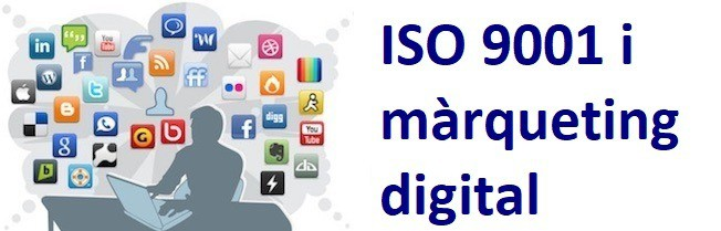 Posicionament web i certificat ISO 9001