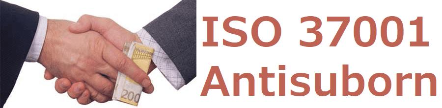 ISO 37001 per prevenir el suborn