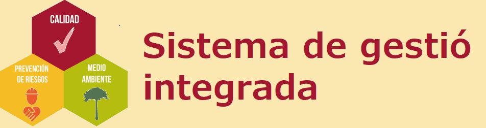 Sistema de Gestió Integrada